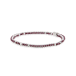4184S_ John Humphries Halo Bangle Wine