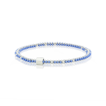 4175S_ John Humphries Halo Bangle Pale Blue